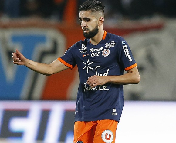 Algerian Ryad Boudebouz sees RED as Celta Vigo crash and burn