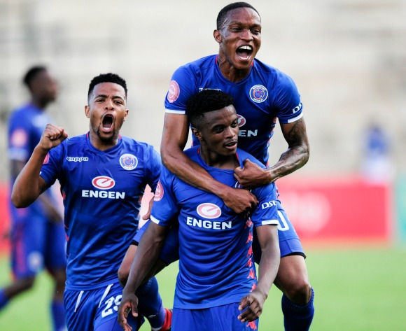 SuperSport United overcome Golden Arrows
