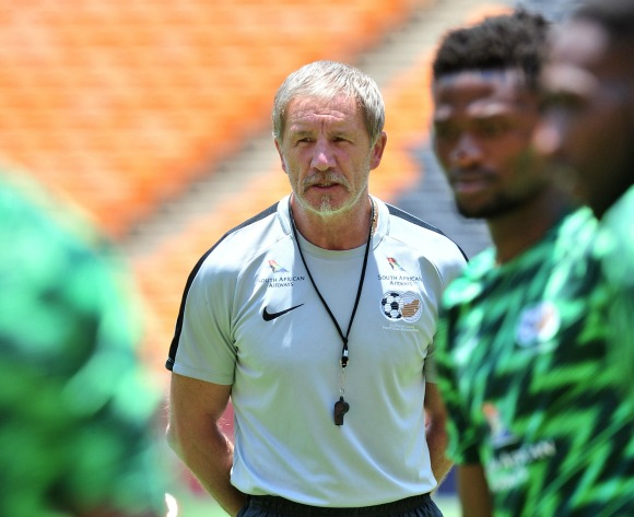 Stuart Baxter happy after PSL agree to postpone games