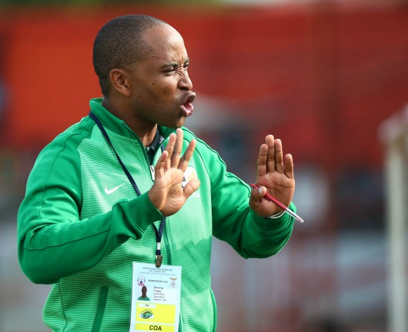 South Africa coach Senong wary of Niger