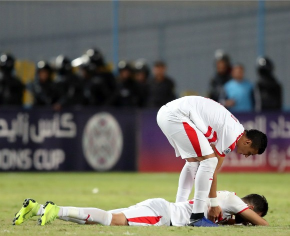 No bounce-back win for Zamalek