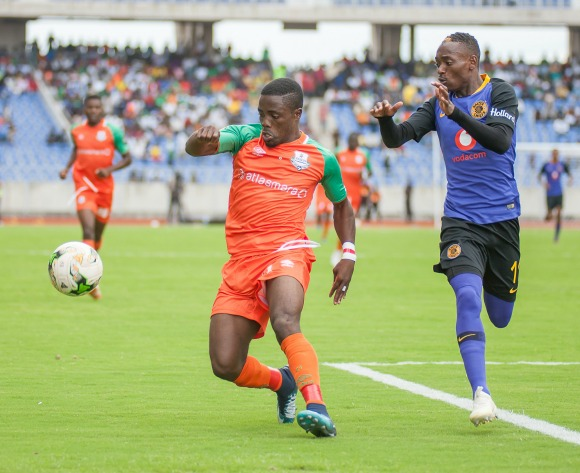 Zambian duo come to blows on the continent