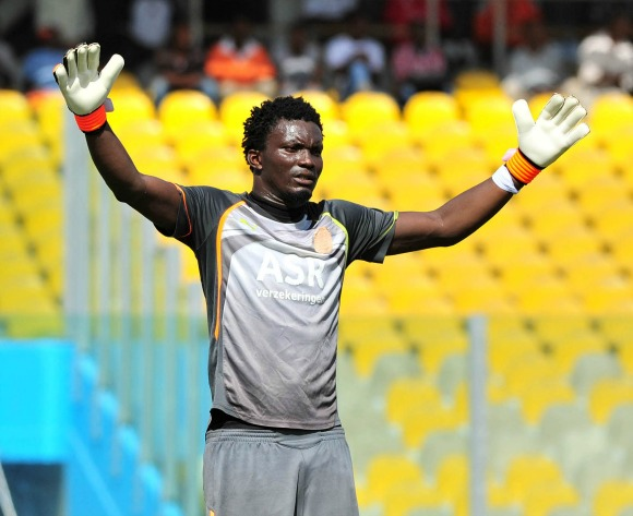 Enugu Rangers goalkeeper hopeful of Ghana call-up