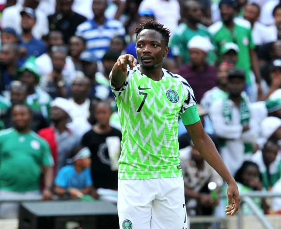Musa: Nigeria to up their game for Egypt test