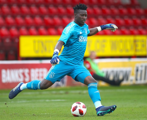 Onana extends Ajax stay
