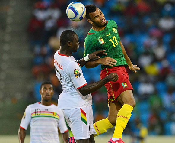 Cameroon secure AFCON berth