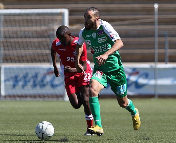 Hassania Agadir hold Raja Casablanca - 2018/19 CAF Confederation Cup
