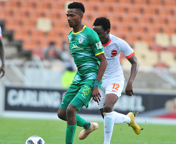Tebogo Sodi of Baroka FC during the Absa Premiership 2018/19 game between Baroka FC and Polokwane City at Peter Mokaba Stadium in Polokwane the on 3 March 2019 © Kabelo Leputu/BackpagePix