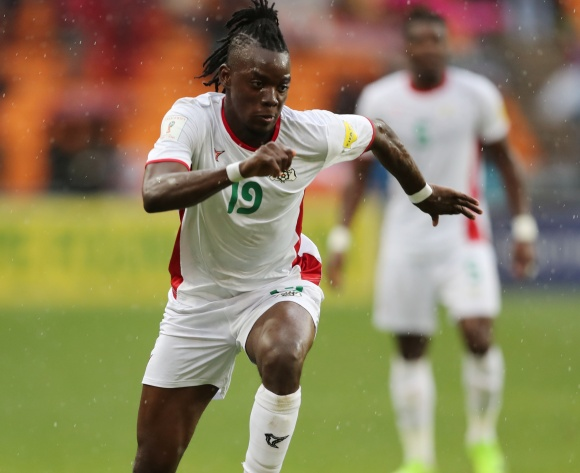 Burkina Faso win, Mauritania still qualify