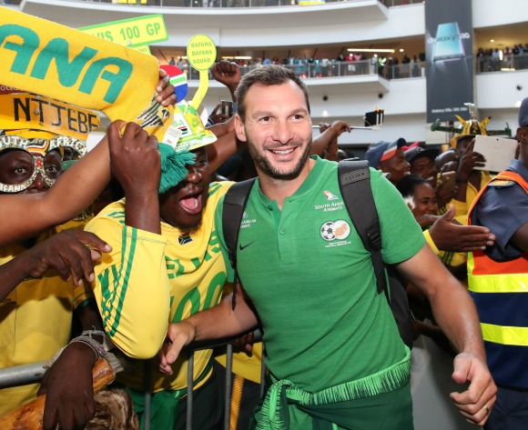 Keet not resting on his laurels following Bafana Bafana heroics