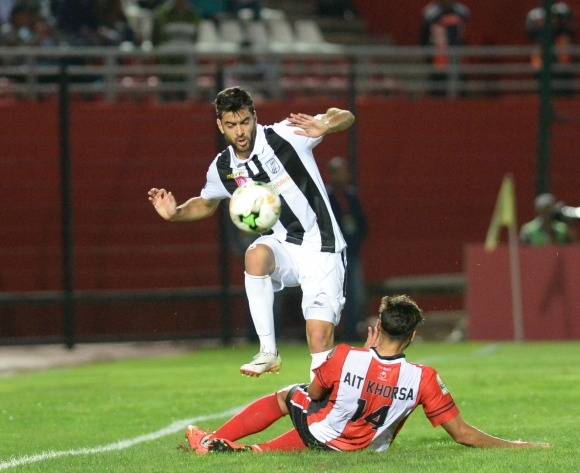 Tunisian giants lock horns in Sfax