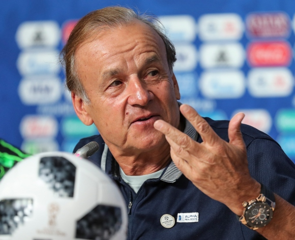 Gernot Rohr downplays down Nigeria's 2019 AFCON hopes