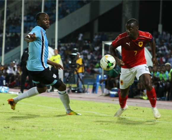 Angola book AFCON spot with win over Botswana