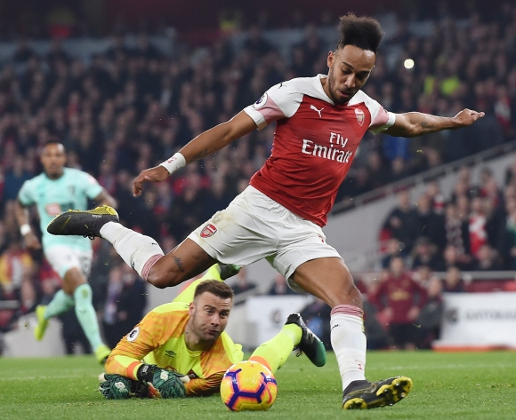 Pierre-Emerick Aubameyang wants Golden Boot