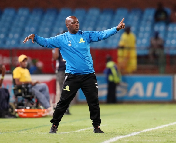 Mosimane: Sundowns guilty of creating their own pressure