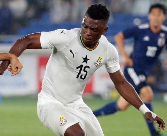 Rashid Sumaila confident of making Ghana AFCON squad