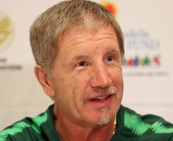 Baxter undecided on who to pick in goal for Bafana