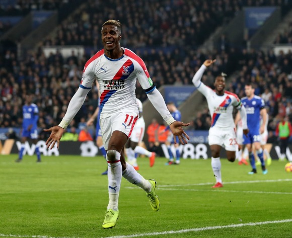 Wilfried Zaha released by Ivory Coast