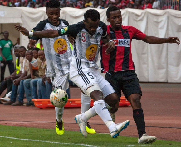 Mazembe eliminate Ismaily with draw in Alexandria