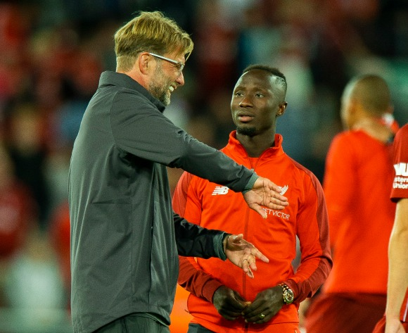 Klopp delighted with another goal-scoring performance for Keita