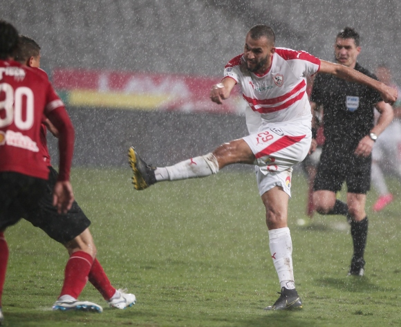 Zamalek's Amir Mortada blames wet weather for derby draw