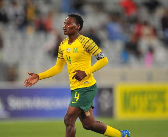 Banyana star Matlou to be honoured for reaching 150 caps