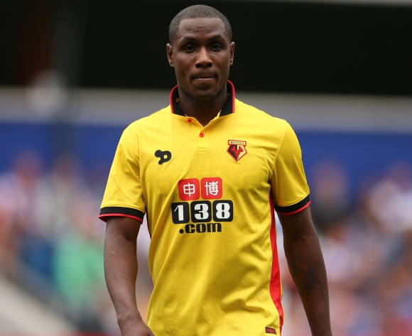 Ighalo on why he rejected Barcelona