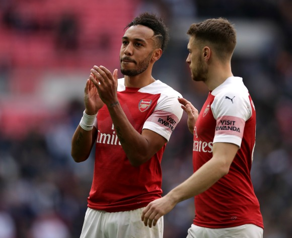 Arsenal manager explains why Aubameyang didn't start
