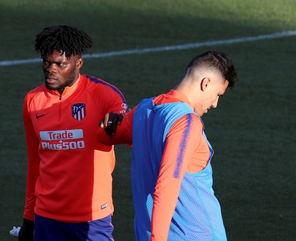 Thomas Partey plays down transfer talk