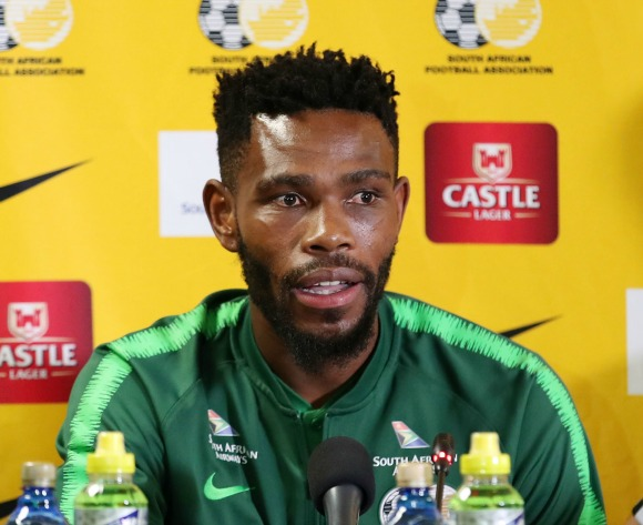 Hlatshwayo: South Africa's AFCON group very interesting