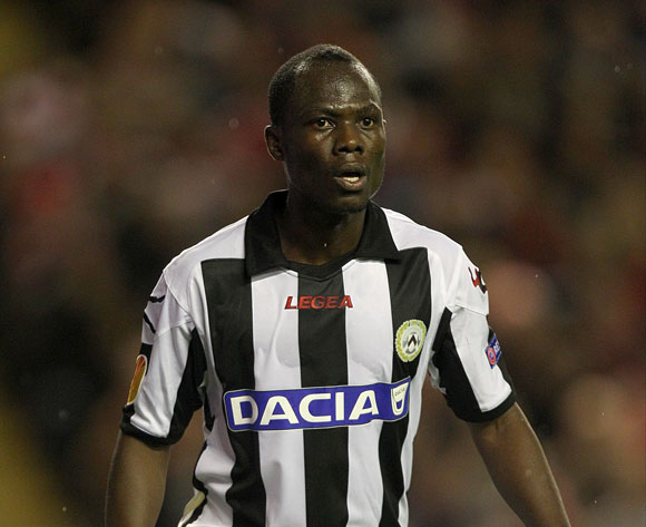 Agyemang-Badu focusing on Udinese after Ghana snub