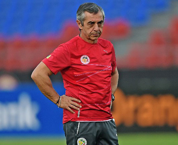 Tunisia's Giresse not underestimating AFCON group rivals