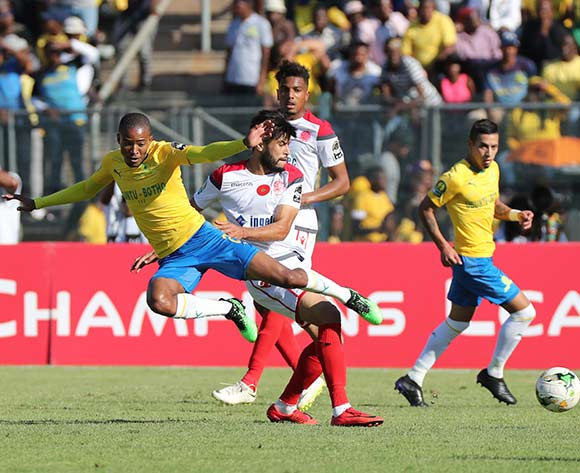 Wydad deny Sundowns, book final berth