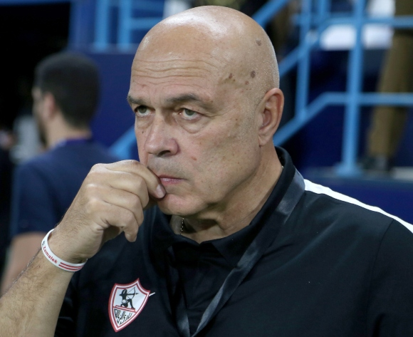 Gross: Zamalek deserve to reach Caf Confed Cup final