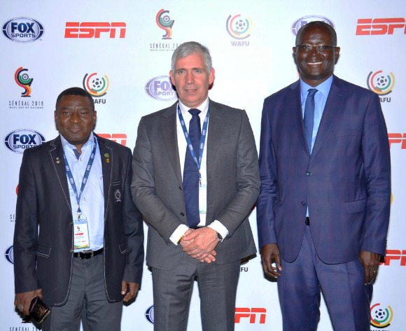 General view of the 2019 WAFU Cup of Nations draw at the Radisson Blu Sea Plaza Hotel in Dakar
