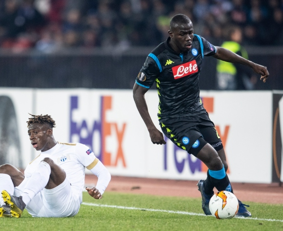 Koulibaly named Serie A's best defender