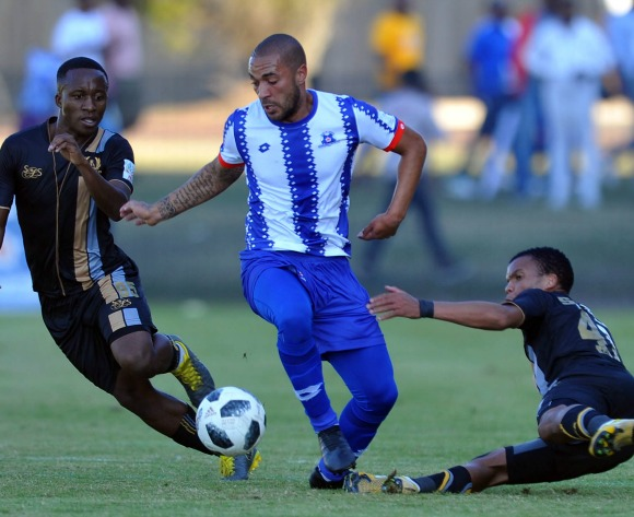 Maritzburg edge past Eagles