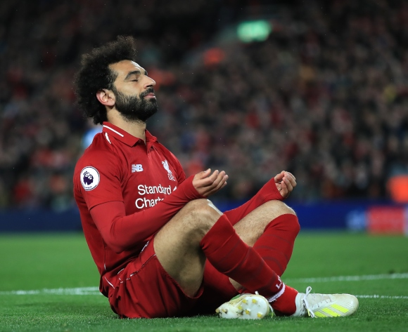 Egypt's Salah wins two Liverpool awards