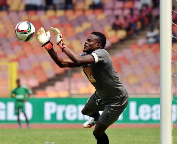 Afelokhai confident of becoming Nigeria's first-choice keeper