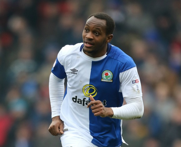 Blackburn's Ryan Nyambe finally joins Namibia