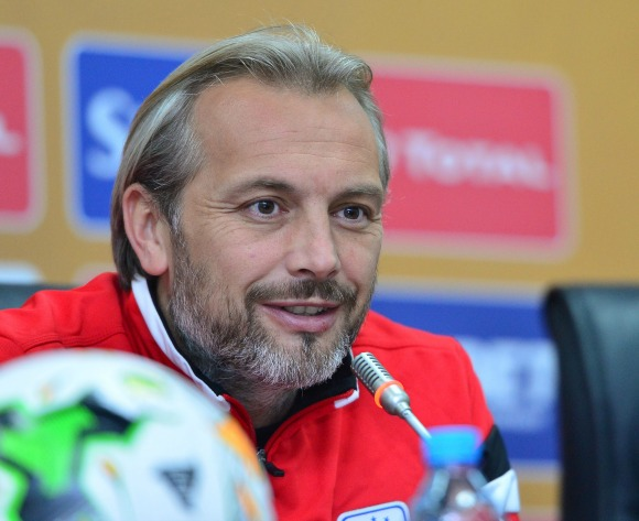 Uganda's Desabre reveals plans for 2019 AFCON
