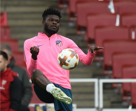 Partey urges Ghana to go 'extra mile' in Egypt