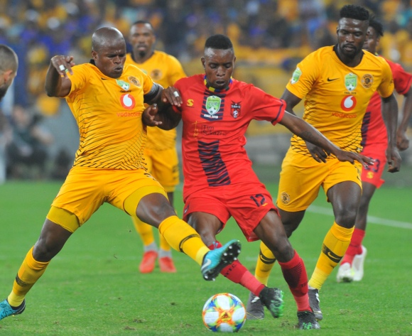 TS Galaxy upset Kaizer Chiefs to clinch Nedbank Cup