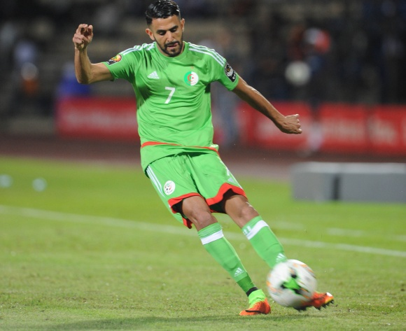Belmadi announces Algeria's final AFCON squad