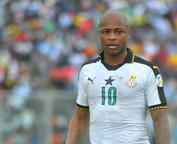 We will do everything to make Ghana proud – Andre Ayew