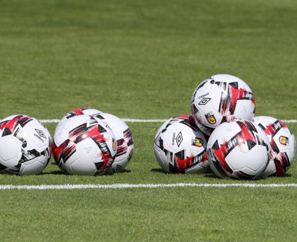 Gv of warm up balls during the 2019 Africa Cup of Nations match between Madagascar and Burundi at the Alexandria Stadium, Alexandria on the 27 June 2019 ©Muzi Ntombela/BackpagePix
