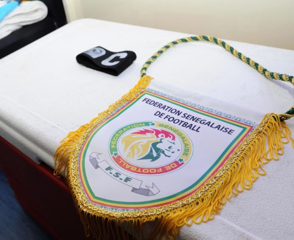 Senegal dressing room before the 2019 Africa Cup of Nations Finals match between Senegal and Algeria at 30 June Stadium, Cairo, Egypt on 27 June 2019 © Ryan Wilkisky/BackpagePix
