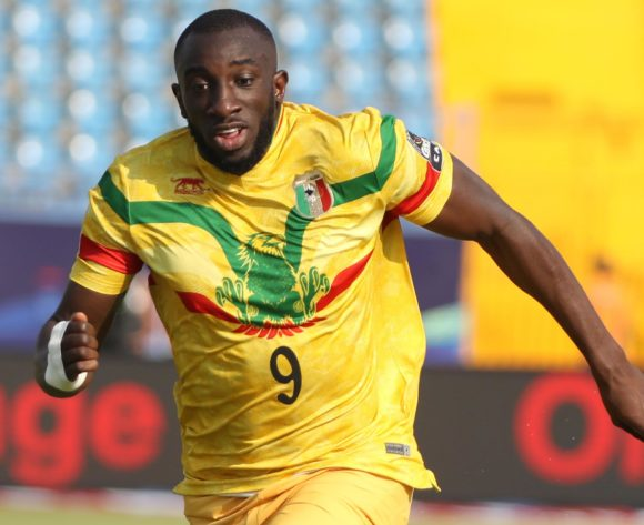 Moussa Marega of Mali during the 2019 Africa Cup of Nations Finals match between Tunisia and Mali at Suez Stadium, Suez, Egypt on 28 June 2019 ©Samuel Shivambu/BackpagePix