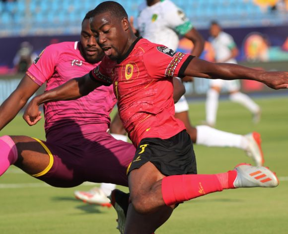 Angola held 0-0 by Mauritania