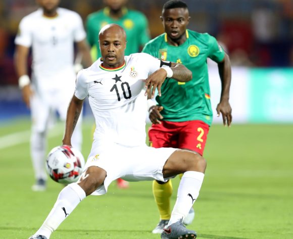 Heavyweights Cameroon and Ghana draw 0-0